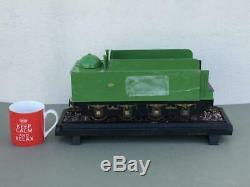 2 1/2 Gauge Live Model Brass Steam Train Tender
