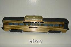 AMT American Model Toy O Gauge KMT Kusan-Auburn Postwar Passenger Train Cars