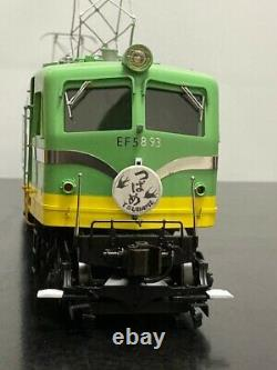 Aster Hobby Model Train 1 Gauge Finished Product EF5893 Blue General