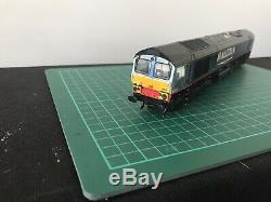 Bachmann Class 66 Malcolm Rail Model Train 00 Gauge