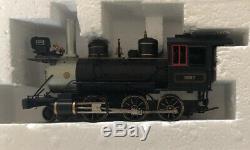 Bachmann Narrow Gauge Express HO Model Train Set 25003 Lighted Locomotive WORKS