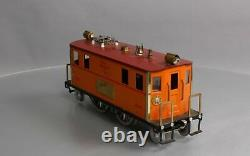 Classic Model Trains 201 Standard Gauge CMStPP Milwaukee 2-4-2 Electric Locomot