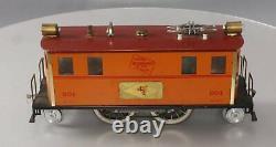 Classic Model Trains 201 Std Gauge CMStPP Milwaukee #201 2-4-2 Electric Loco