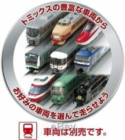 DHL SHIP TOMIX N Gauge My Plan NR-PC F Rail Pattern A+B 90950 Model Train Rail
