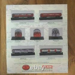 EFE 1938 Stock London Transport Model Train OO Gauge