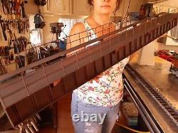 G Scale MainlineBridges 46 Deck Girder Model Bridge G Gauge Trains