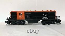 GP-9 Williams New Haven Black Twin Motored Diesel Locomotive O Gauge Model Train