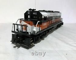GP3801 Williams New Haven GP38 Power Locomotive Engine O Gauge Model Train