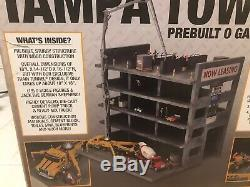 Gold Line Collection O Gauge Tampa Towers 279-4432 Model Train Layout Building