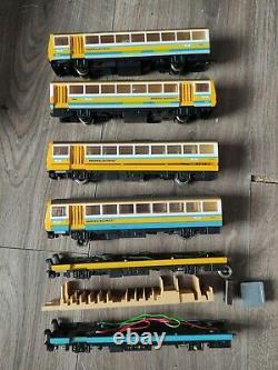 HORNBY OO GAUGE PACERS JOBLOT CLASS 142s model railway trains set DMUS