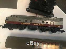 HUGE JOB LOT OF 1950'S Trains Model Railway oo Gauge (Tri ang) STEEL SIGNALS