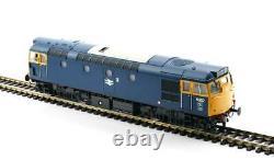 Heljan Class 27 5367 BR Blue Full Yellow Ends OO Gauge Diesel Model Train HN2732