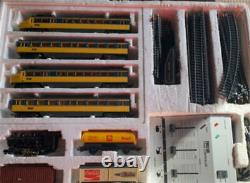 Ho Gauge Lima Railway Model Dog Nose Train