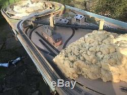 Hornby Homemade oo Gauge Model Train Set