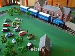 Hornby OO Gauge Model Train Set Layout 6' x 3' Complete
