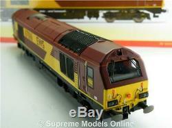 Hornby R3348 Ews Class 67 67016 Model Train DCC Ready 176 Scale Oo Gauge K8