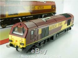 Hornby R3349 Ews Class 67 67024 Model Train DCC Ready 176 Scale 00 Gauge K8