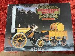 Hornby Stephensons Rocket 3.5 gauge model train set