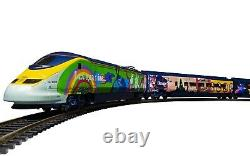 Hornby The Beatles'Yellow Submarine' Eurostar OO Gauge Model Train Set R1253M