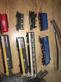 Hornby model train joblot 00 OO Gauge X 34 Intercity LNER Great Western Etc
