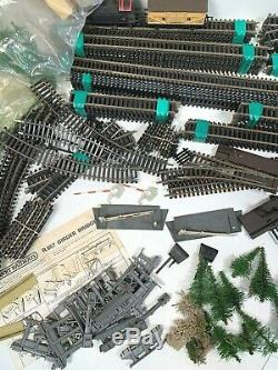 Huge Hornby bundle 180+ tracks electric train set model railway 00 gauge job lot
