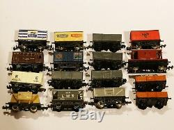 Huge N-Gauge Model Train Set Collection 22 Railway Engines/124 Rolling Stock +