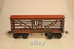 Ives Railway Lines #193 Caddle Car Standard Gauge Vintage Pre War Model Train