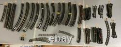 Job Lot Bundle of 218 Pieces 00 Gauge Model Train Track Railtrack