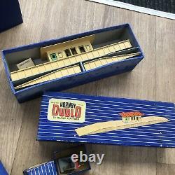 Job Lot Model railway trains 00 gauge Hornby Doblo EDG17 Tank Goods Trains Set