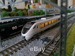 KATO 10-1391 683 Series THUNDERBIRD LIGHTED, 6 car-set, N Gauge Model Train