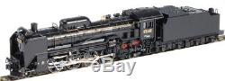 KATO 2016-1 D51 498 N Scale Gauge Train Locomotive vapeur Steam Railway model