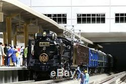 KATO 2016-2 N Gauge D51 498 Orient Express 1988 Model Train Steam Locomotive NEW