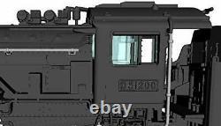 KATO 2016-8 N Gauge D51 200 Model Train Steam Locomotive genuine from JAPAN NEW