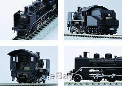 KATO 2020-1 N Gauge C56 Koza Line Train Model Steam Locomotive from JAPAN NEW
