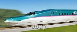 KATO HO Gauge E5 Series Shinkansen Hasabusa Basic 4-Car Set 3-516 Model Train