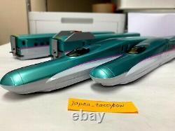 KATO HO Gauge Series E5 Shinkansen Hayabusa Basic 4-Car Set 3-516 Model Train