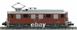 KATO K10502 N Scale Gauge Train Electric Locomotive BLS Swiss Railway model
