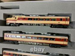 KATO Kiha 81 7 Car Set N gauge Train Model Used Diorama Free Shipping from Japan