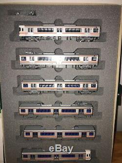 KATO N Gauge 313 Series No. 5000 6-Car Set 10-586 Model Railroad Train