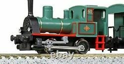 KATO N Gauge Chibiroco Set 10-503-1 Model Train Steam Locomotive From Japan New