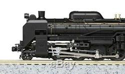 KATO N Gauge D51 Standard 2016-9 Model Train Steam Locomotive from japan