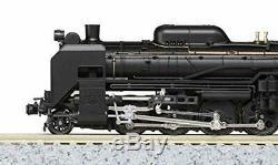 KATO N Gauge D51 Standard 2016 Model Train Steam Locomotive with tracking number