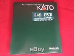 KATO N Gauge E 5 Series Shinkansen Hayabusa 4-Car Set 10-859 Model Train