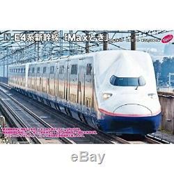 KATO N Gauge E4 Series Shinkansen Max Toki 8-Car Set 10-1427 Model Train