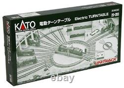 KATO N Gauge Electric Turntable 20-283 Model Train Supplies