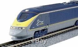 KATO N Gauge Eurostar New Paint Job 8 Car Set 10-1297 Model Train From Japan F/S