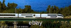 KATO N Gauge Model Train System 215 Super View Odoriko 10 Car Set 101576 NEW