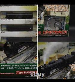 KATO N Gauge N Gauge Starter Set / Special D51 SL Train Set 10-005 Train Model