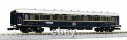 KATO N Gauge Orient Express 1988 6-Car Set 10-562 Model Train Passenger Car
