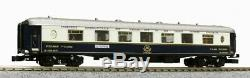 KATO N Gauge Orient Express 1988 Basic 7-Car 10-561 Model Train Passenger Car